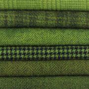 Textured Wool Bundle - Peridot by Sue Spargo Sue Spargo Textured Wool Bundles - OzQuilts