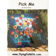 Pick Me Quilt Pattern by Wendy Williams by Wendy Williams of Flying FIsh Kits - Wendy Williams