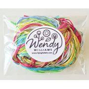 Kookaburra Bag Silk Thread Pack by Wendy Williams by Wendy Williams of Flying FIsh Kits - Wendy Williams