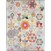 Smitten Quilt Template Set by Lucy Carson Kingwell by Jen Kingwell Designs Jen Kingwell Designs Templates - OzQuilts