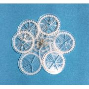Spoke Easy Creative Stitching Templates by Sue Spargo by Sue Spargo Sue Spargo Templates - OzQuilts