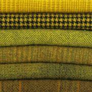 Textured Wool Bundle - Sun Yellow by Sue Spargo Sue Spargo Textured Wool Bundles - OzQuilts