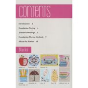 Paper Piecing Handy Pocket Guide by Tacha Bruecher by C&T Publishing - Reference