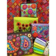 Sewing Case Cover Pattern by Wendy Williams by Wendy Williams of Flying FIsh Kits - Wendy Williams