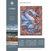 Cygnus Pattern by Amazing Quilts By Grace - Quilt Patterns