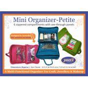 Yazzii Petite Organizer Aqua CA10A by Yazzii - Yazzii Organisers