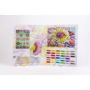 Sue Spargo Dazzle Thread Colour Chart by Wonderfil Colour Card Booklets - Sue Spargo Dazzle Rayon & Metallic