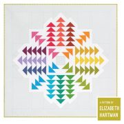 Crystal Cluster Quilt Pattern by Elizabeth Hartman by Elizabeth Hartman - Elizabeth Hartman