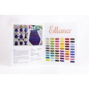 Ellana Thread Colour Chart by Wonderfil Colour Card Booklets - Sue Spargo Ellana 12wt Wool