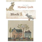 Mystery Quilt Book by Yoko Saito by Quiltmania - Japanese & Sashiko