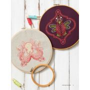 Tula Pink Coloring with Thread, by Tula Pink by Fons & Porter - Embroidery
