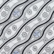 Stars in the Sky White by Geraldine Riley by M & S Textiles - Cut from the Bolt