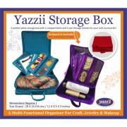 Yazzii Craft Box Green CA474G by Yazzii - Yazzii Organisers