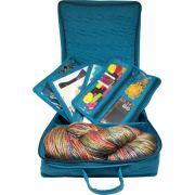 Yazzii Craft Box Fuchsia CA474F by Yazzii - Yazzii Organisers