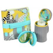 Baby Travel Accessories Bag Pattern by Annie Unrein by ByAnnie - Bag Patterns