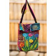Boho Bag Pattern by Wendy Williams by Wendy Williams of Flying FIsh Kits - Wendy Williams