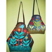 Nettie's Bag Pattern by Wendy Williams by Wendy Williams of Flying FIsh Kits - Wendy Williams