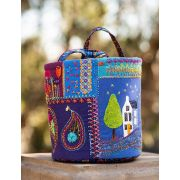 Victoria's Bag Pattern by Wendy Williams by Wendy Williams of Flying FIsh Kits - Wendy Williams