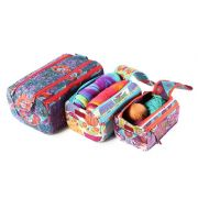Double Zip Gear Bags 2.0, - By Annie by ByAnnie - Patterns & Books