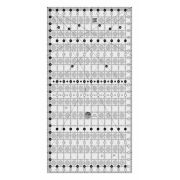 """Creative Grids® Big Easy 12 ½"""" x 24 ½"""" Rectangle by Creative Grids - Rectangle Rulers"""