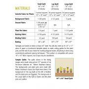 Greenhouse Quilt Pattern by Elizabeth Hartman by Elizabeth Hartman - Elizabeth Hartman