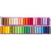 Wonderfil Tutti Full Collection by Wonderfil Tutti 50wt Cotton Variegated - Tutti 50wt Cotton Variegated
