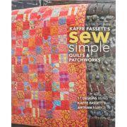 Kaffe Fassett Sew Simple Quilts by  - Kaffe Fassett