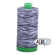 Aurifil Cotton Thread 40wt 1000 Metres, 4664 Stonefields by Aurifil - 40wt Cotton 1000 Metres