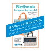 Netbook Computer Carriers 2.0 Bag Pattern - By Annie by ByAnnie - Bag Patterns