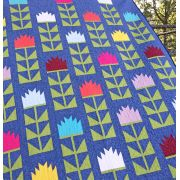 Thistle Quilt Pattern by Elizabeth Hartman by Elizabeth Hartman - Elizabeth Hartman
