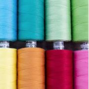 Wonderfil Konfetti Full Collection by Wonderfil Konfetti 12wt Cotton Solid Colours - Konfetti 50wt Cotton Solids