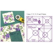 Marti Michell Multi-Size Fussy Cutter by Marti Michell - Square It Up Rulers