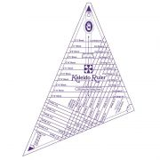 """Marti Michell Large Kaleido Ruler , For 6"""" to 16"""" Blocks by Marti Michell - Quilt Blocks"""