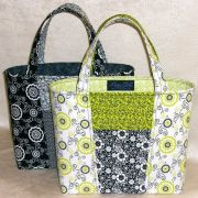 Claire HandBag Pattern by Lazy Girl Designs - Bag Patterns