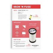 Iron 'n Fuse - Fusible Thread by Wonderfil Iron 'n Fuse Thread - Fusible Thread