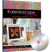 Kaleidoscope Collection: Sew-Fast Foundations for EQ by Electric Quilt - Electric Quilt