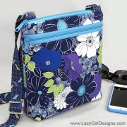 Lexi Carryall Pattern Booklet by Lazy Girl Designs by Lazy Girl Designs - Bag Patterns