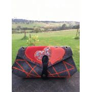 Aster & Anne Luella Clutch Large Felt Bag Kit by Aster and Anne - Kits