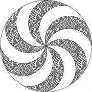 Marti Michell Swirlygig Template by Marti Michell - Quilt Blocks