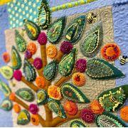 African Marula Pattern by Sue Spargo by Sue Spargo - Sue Spargo