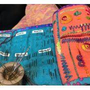 Sue Spargo Roadrunner Needle Roll Pattern by Sue Spargo - Sue Spargo