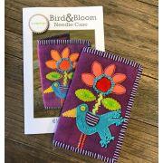 Bird & Bloom Needle Case Pattern by Sue Spargo by Sue Spargo - Sue Spargo