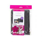 Aster & Anne Zipper Purse Felt Bag Kit by Aster and Anne - Kits