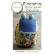 Blooming Bungalow Pincushion Pattern by Sue Spargo by Sue Spargo - Sue Spargo