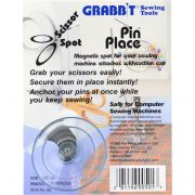 Scissor Spot Pin Place Magnetic Holder by  - Organisers