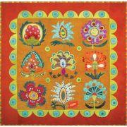 Sue Spargo Eleganza Thread - Imperial Blooms Thread Set by Sue Spargo Eleganza Perle 8 - Sue Spargo Eleganza Perle 8