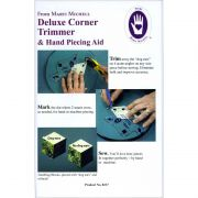 Marti Michell Deluxe Corner Trimmer & Hand Piecing Aid by Marti Michell - Trimmers