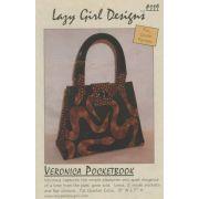 Veronica Pocketbook Pattern by Lazy Girl Designs - Bag Patterns