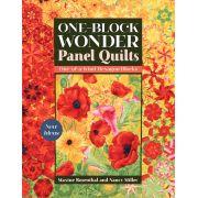 One-Block Wonder Panel Quilts by C&T Publishing - Techniques