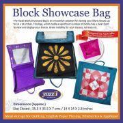 Yazzii Block Showcase - CA370 Black by Yazzii - Yazzii Organisers